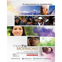 Meet the Mormons DVD - DBD-5131568