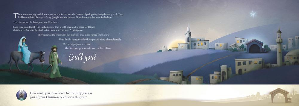 Celebrating a Christ-Centered Christmas (Children's Edition) - DBD-5182310
