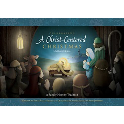 Celebrating a Christ-Centered Christmas (Children's Edition) - DBD-5182310