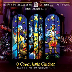 Mormon Tabernacle Choir: O Come, Little Children CD
