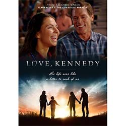 Love, Kennedy DVD