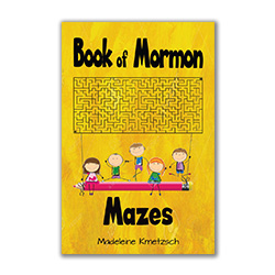Book of Mormon Mazes