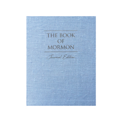 The Book of Mormon Journal Edition - Paperback