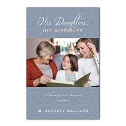 His Daughters, His Disciples Booklet mothers day pamphlet, mothers day gift