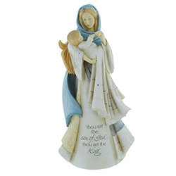 Foundations Madonna & Child Figurine