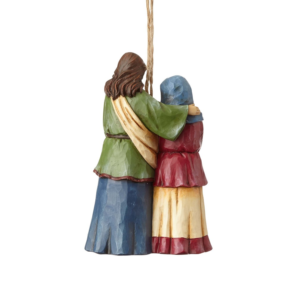 Jim Shore Holy Family Ornament - ENC-4058837