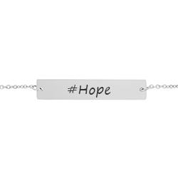 #Hope Bracelet