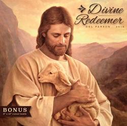 2019 Divine Redeemer Calendar - Del Parson
