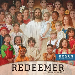 2019 Redeemer Calendar - Howard Lyon