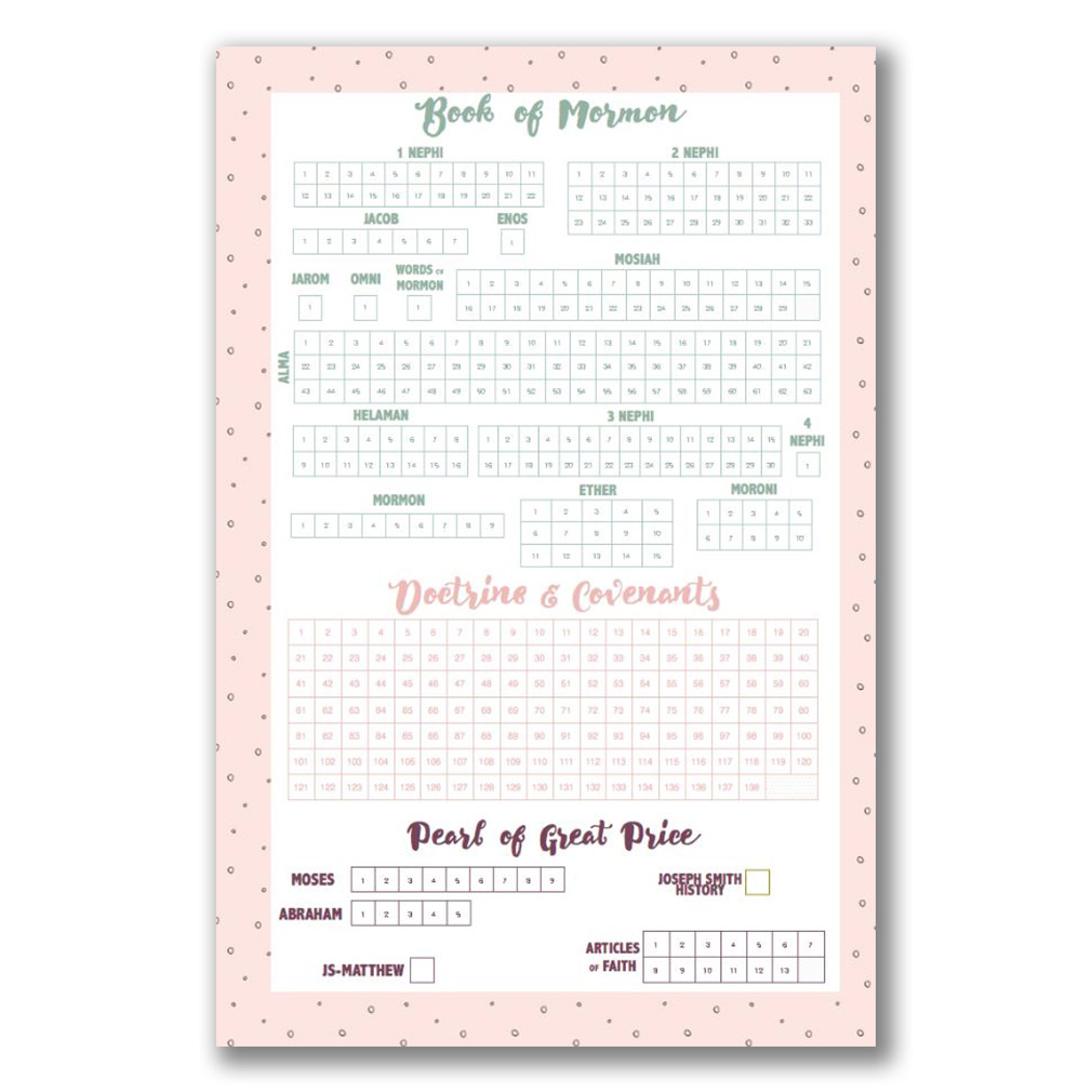 2019 Mormon Mom Planner - Stacked Books - ITLT-MMP2019SB