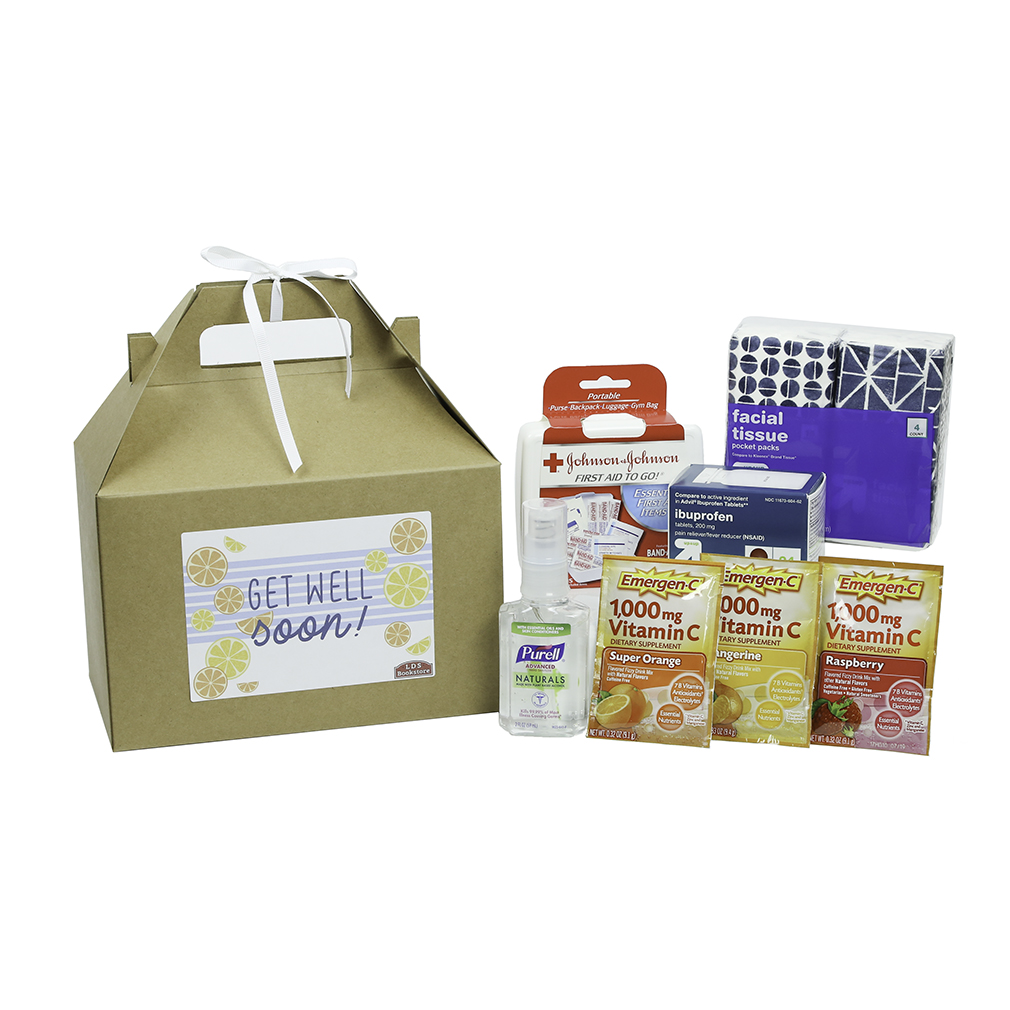 Get Well Soon Missionary Gift Box - LDP-MGB156