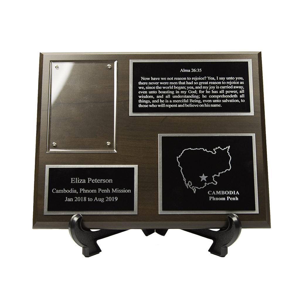 Plaque Stands - LDP-PLS02