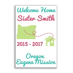Handheld Mission to Home Sister Poster