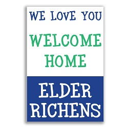 We Love You Missionary Poster - LDP-MSPST340