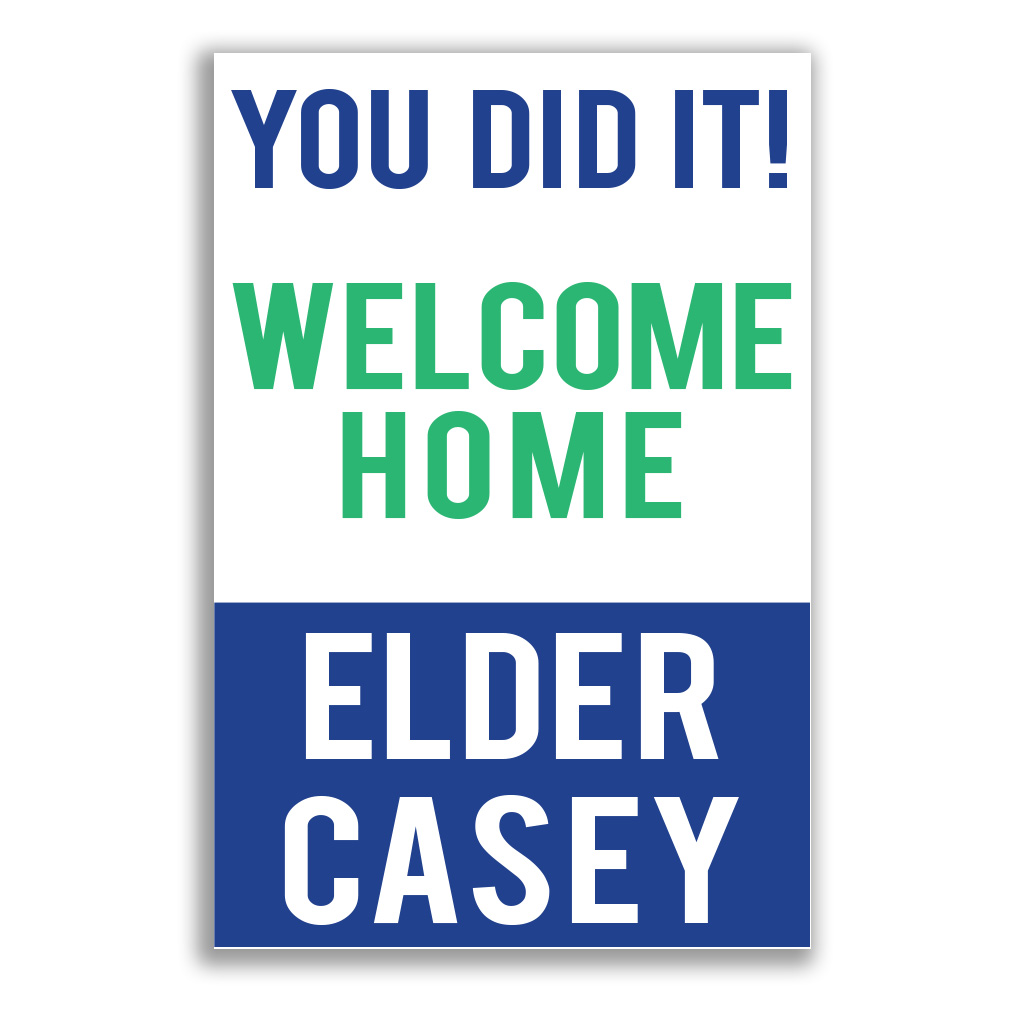 You Did It Missionary Poster - LDP-MSPST341