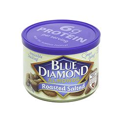 Blue Diamond Almonds - Roasted Salted