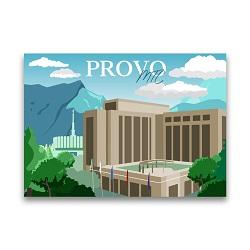 Provo MTC Postcard