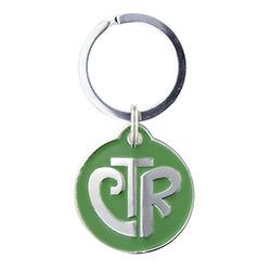 CTR Circle Keychain