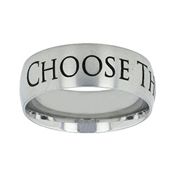 English Choose the Right Ring - Wide English Choose the Right Ring