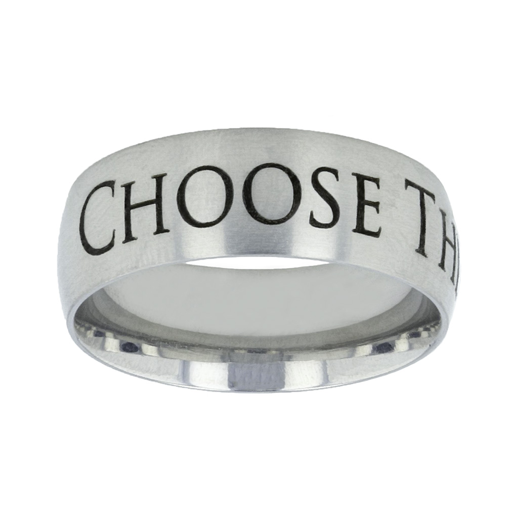 English Choose the Right Ring - Wide - LDP-RNGB15119