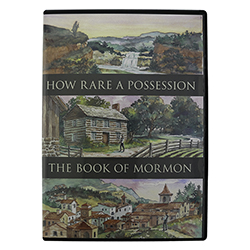How Rare a Possession: The Book of Mormon - DVD