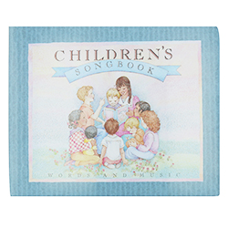 Children's Songbook: Music & Words CD