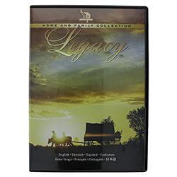 Legacy DVD
