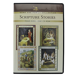 Scripture Stories DVD