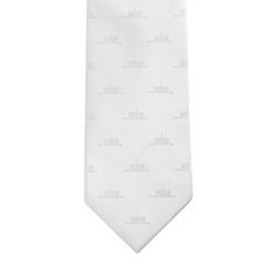 Provo Temple Tie provo, provo temple, temple tie, white tie, utah temple