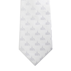 Gilbert Arizona Temple Tie gilbert arizona , gilbert arizona, gilbert arizona temple, temple tie, white tie,