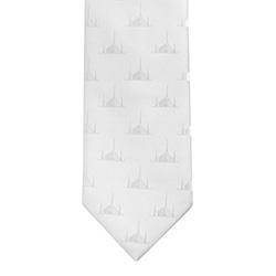 Boise Idaho Temple Tie
