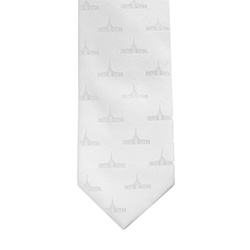 Sacramento California Temple Tie Sacramento California temple, Sacramento California, Sacramento California temple tie, temple tie, white tie, temple clothing