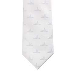 Newport Beach California Temple Tie Newport Beach California temple, Newport Beach California, Newport Beach California temple tie, temple tie, white tie, temple clothing