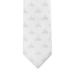Payson Temple Tie Payson Temple temple, Payson Temple, Payson Temple temple tie, utah temple, utah temple tie, temple tie, white tie, temple clothing