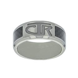 Titanium & Carbon Fiber CTR Ring