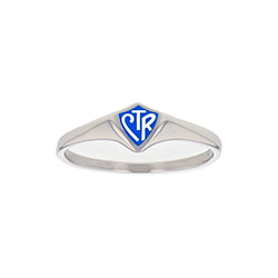 Mini CTR Ring - Blue