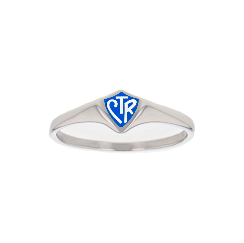 Mini CTR Ring - Blue - RM-C00114
