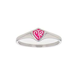 Pink Mini CTR Ring