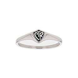Black CTR Ring
