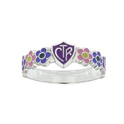 Flower Petals CTR Ring