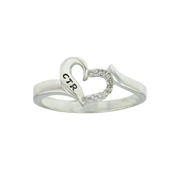 Sweetheart CTR Ring