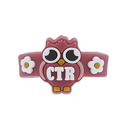 Adjustable Owl CTR Ring - RM-JRY308