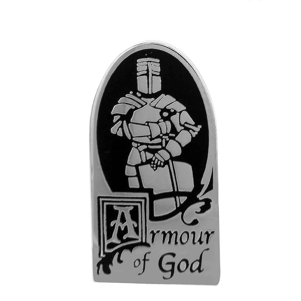 Armor of God Tie Tack and Bookmark - RM-PPL054