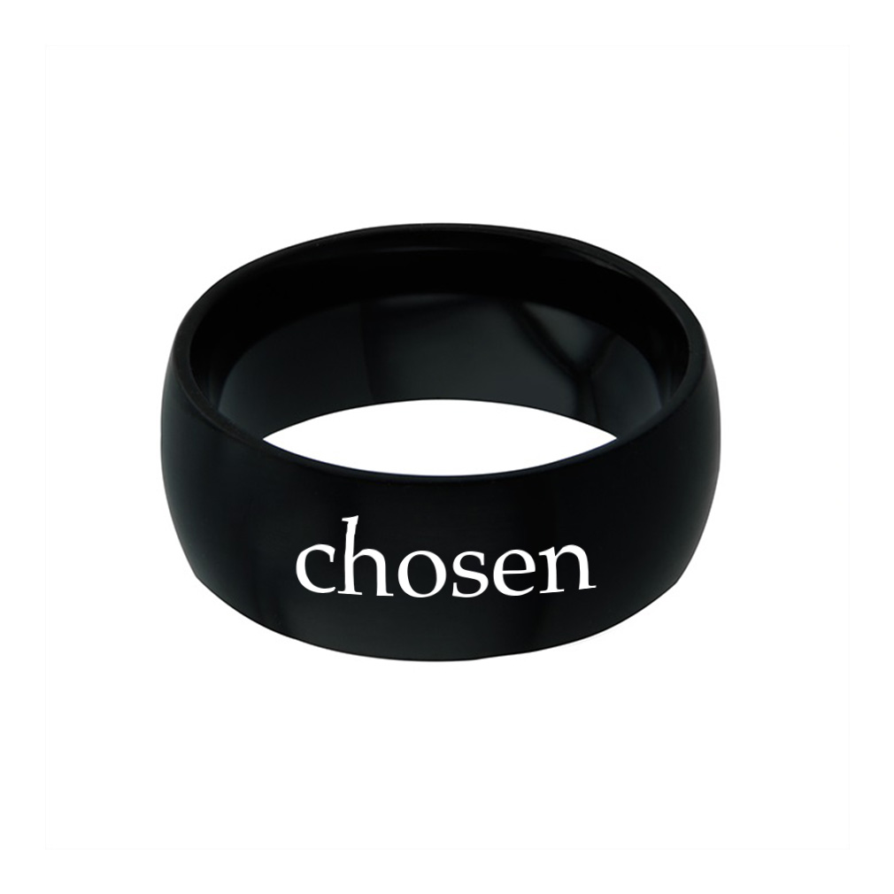 Chosen - His Word Ring - FP-RNGB120