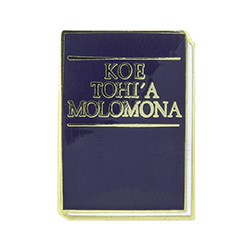 Book of Mormon Pin - Tongan