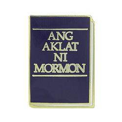 Book of Mormon Pin - Tagalog