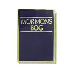 Book of Mormon Pin - Danish
