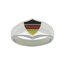 Germany Flag Ring