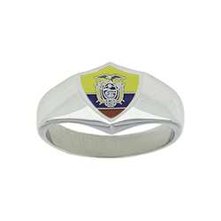 Ecuador Flag Ring