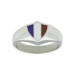 France Flag Ring